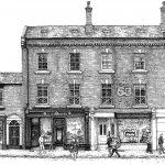 Great George Street drawing, Leeds